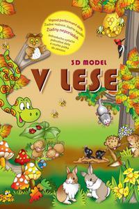 V lese - 3D model