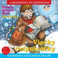 100 - Vločky rozprávočky - Audiokniha