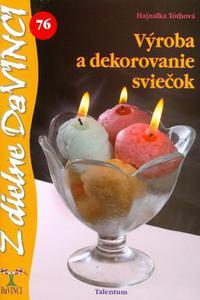 DaVinci - Výroba a dekorovanie sviečok