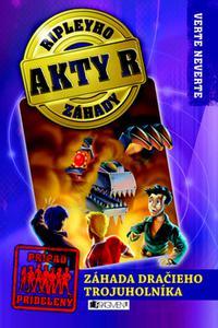 Akty R: Ripleyho záhady 2 - Záhada dračieho trojuholníka